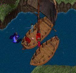 Вынос лодок разрешен!